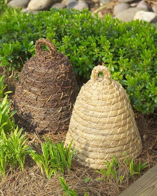 Origin Crafts Also Has A Collection Of New Skeps For Sale The One On Right Is 3590