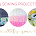 UHeart Organizing: 5 Sewing Projects to Beautify Your Bath