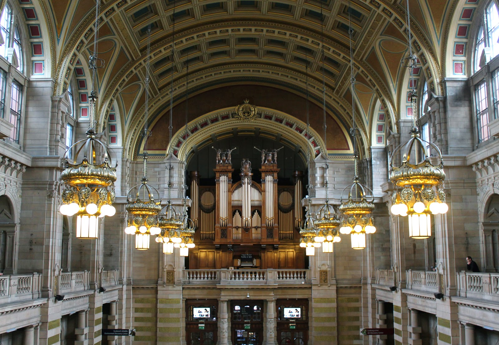 Kelvingrove Gallery and Museum Glasgow