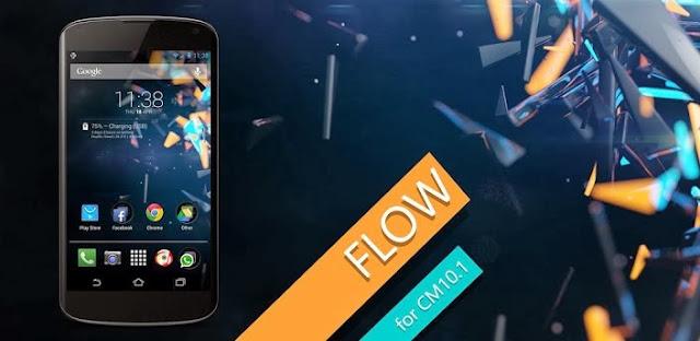 Download Flow Theme for CM10.2 v3.0.1 APK