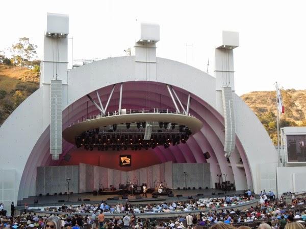 Roman Gianarthur 2014 Hollywood Bowl