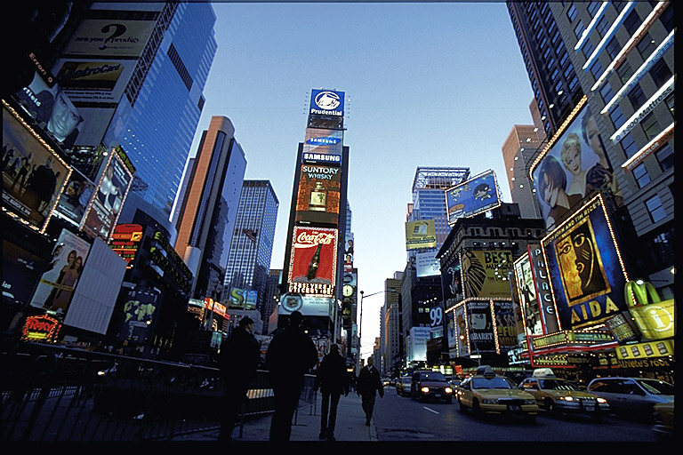 Pod Times Square Hotel, New York City - TripAdvisor