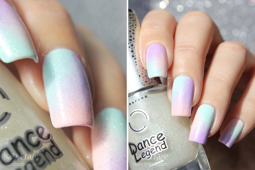 Nail Art Pastel Colours Image Collections And The Beauty Buffs Pastels Nailz Craze