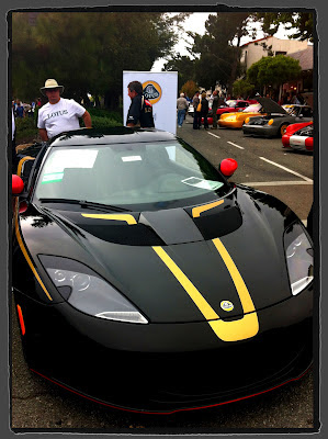 Concours on the Avenue in Carmel