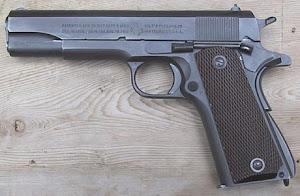 Pistola Colt .45 ACP