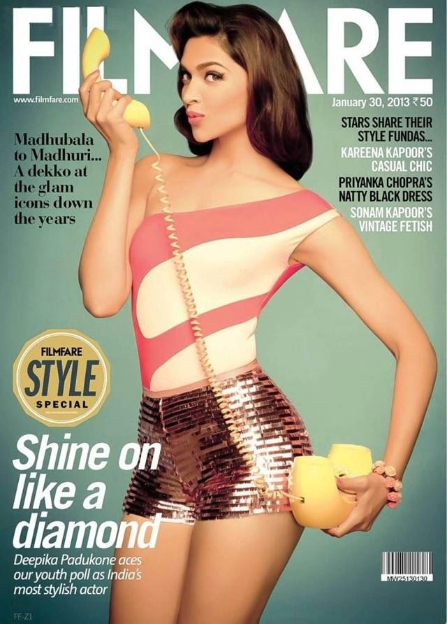 Deepika-Padukone-on-cover-of-FilmFare-Magazine-2013