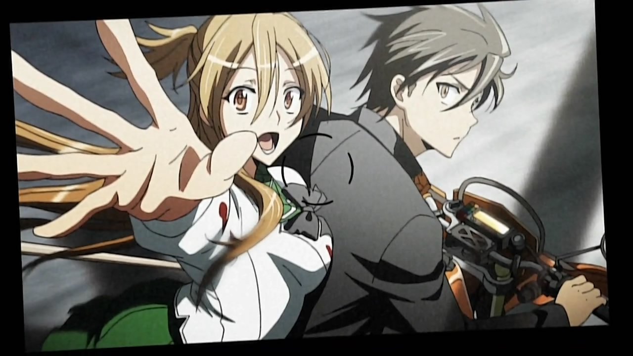 Anime Your Way: High School of the Dead - impressions