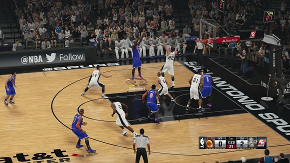 NBA 2K15 PC GAME REVIEW SCREENSHOT WWW.OVAGAMES.COM 4 NBA 2K15 RELOADED