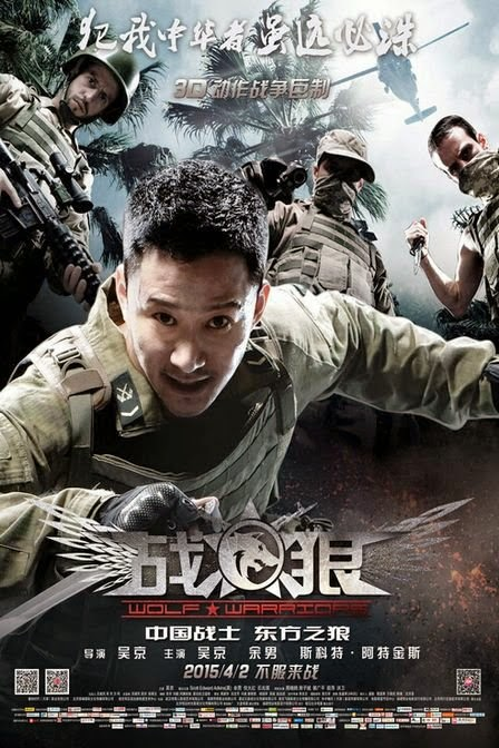 Phim Chiến Lang -  Wolf Warrior 2015