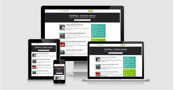Template Valid HTML5