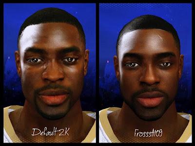 NBA 2K14 Tyreke Evans Cyberface Mod