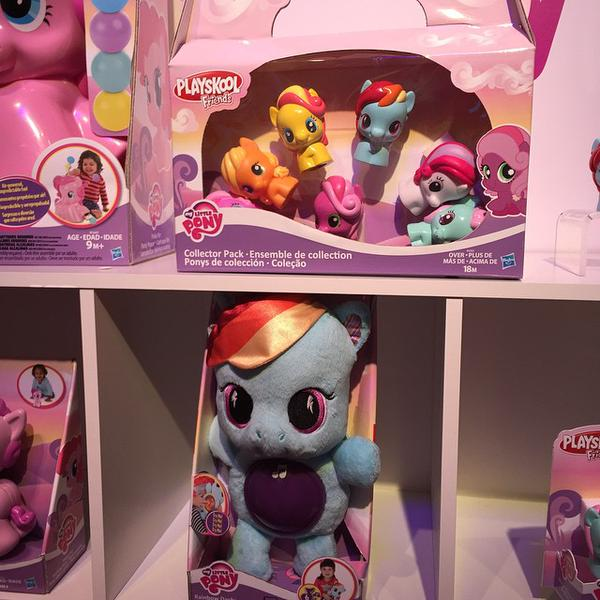 My Little Pony Playskool Friends