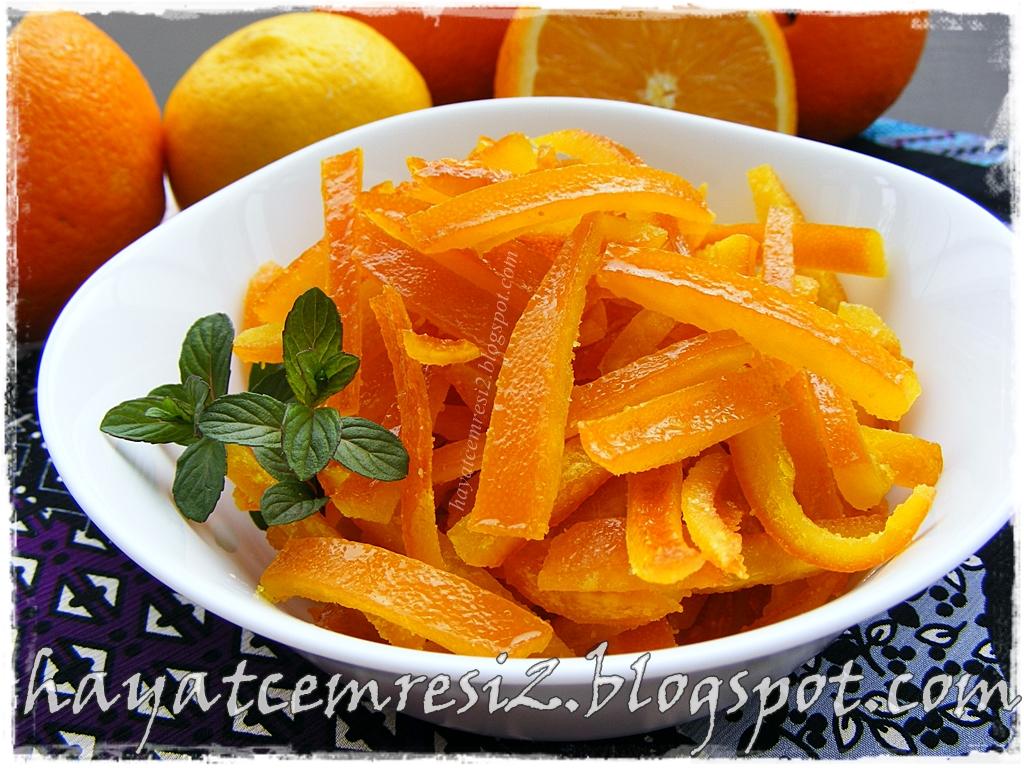 Portakal Şekerlemesi
