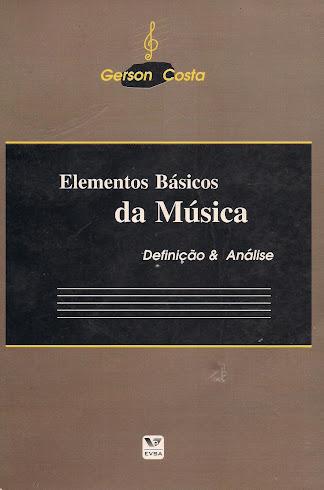 TEORIA MUSICAL - AUTOR:  GERSON COSTA