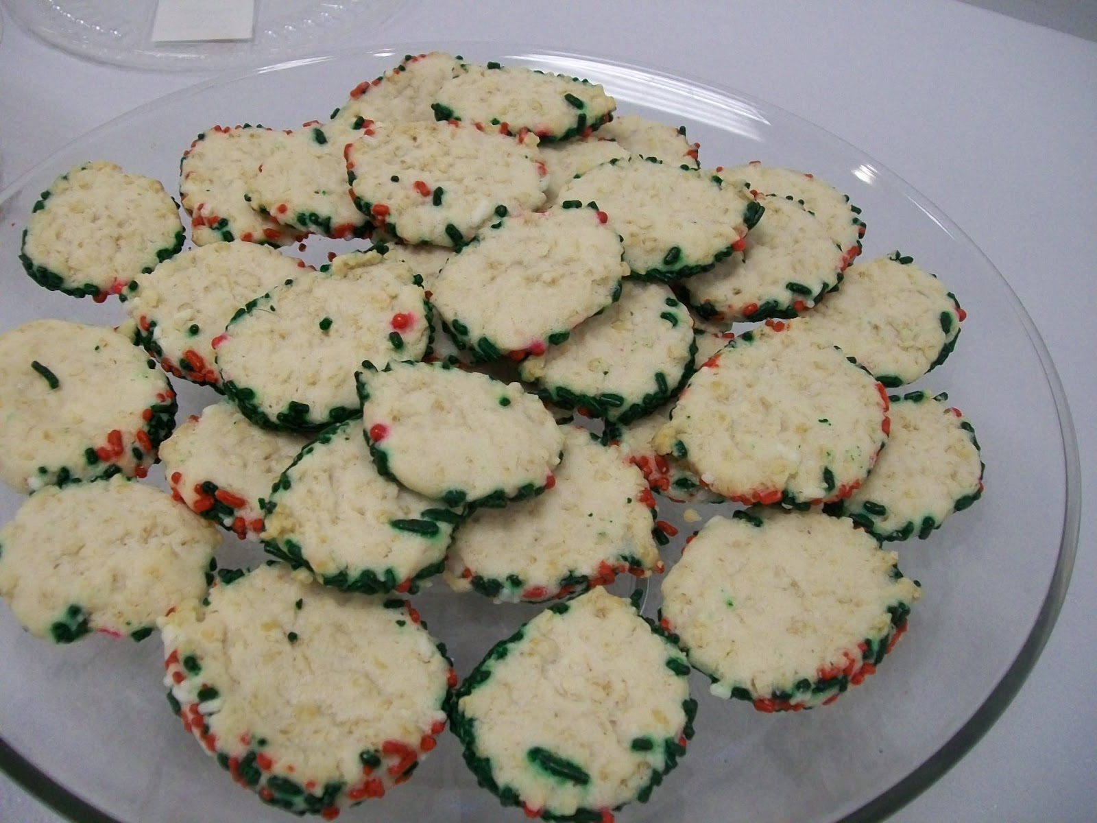 Michigan Cottage Cook: MOM'S OATMEAL SHORTBREAD REFRIGERATOR COOKIES ...