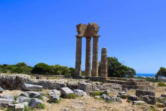 Temple of Athena Polias and Zeus Polieus