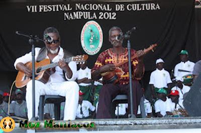 Zé Mucavel e Warrila fizeram um dueto excepcional