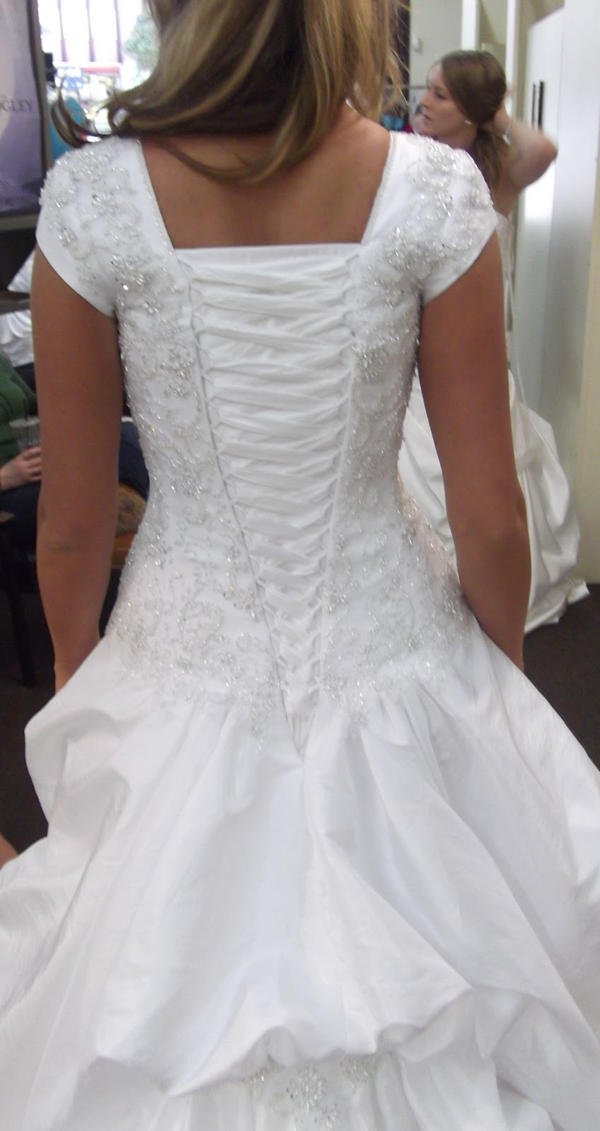 Wedding Dresses Before And After Maggie Sottero Victoriana