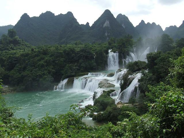 Detian Falls - China