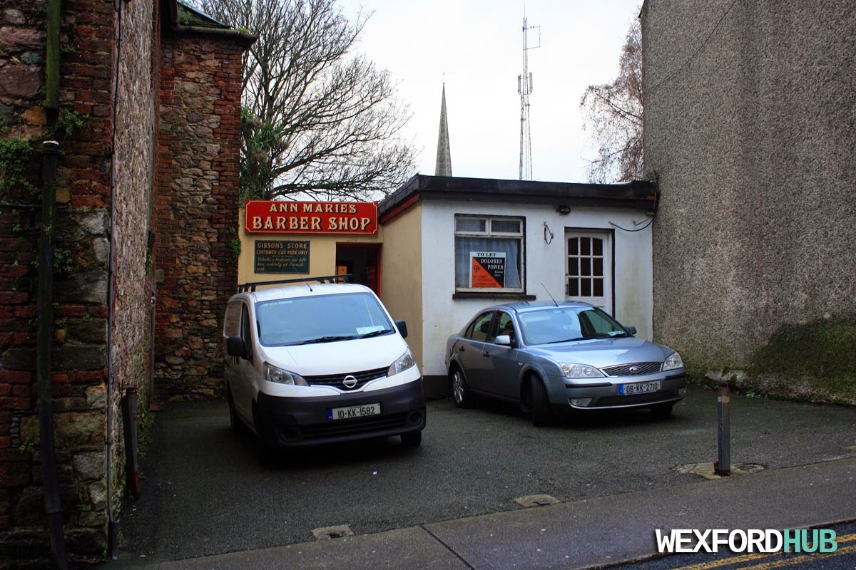 Ann Marie's Barber Shop, Wexford