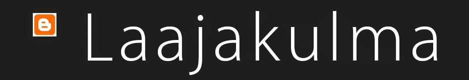Laajakulma - Lapin yliopiston blogi