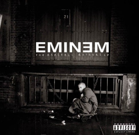 tracy mcnew eminem. Eminem#39;s 2nd album quot;The