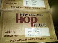 Dunedin Brewery - Hops