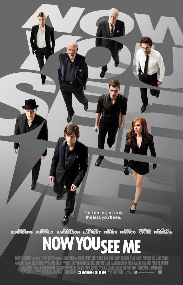 ตัวอย่างหนังใหม่ : Now You See Me ซับไทย (อาชญากล ปล้นโลก)   (ตัวอย่าง 2) poster