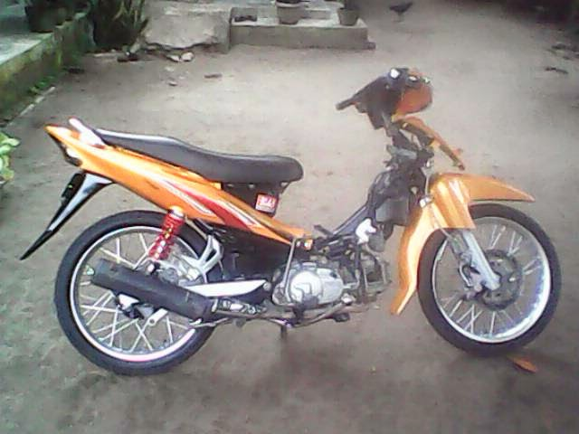 foto modifikasi jupiter z 2005