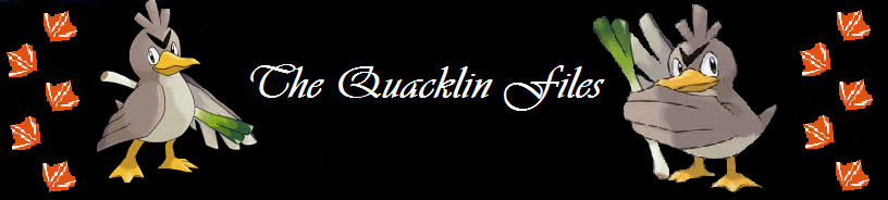 The Quacklin Files