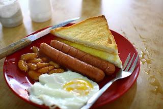 sarapan pagi berkhasiat, makanan seimbang, tips makanan seimbang, info sihat