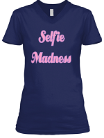 Grab your favorite selfie tee Now