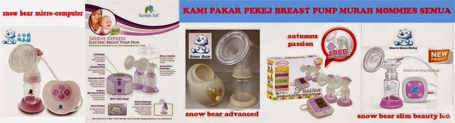 pakej breast pump termurah di malaysia