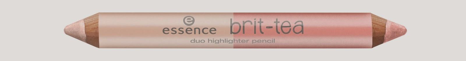 essence brit-tea – duo highlighter pencil - www.annitschkasblog.de