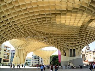 Sevilla - Metropol Parasol 04