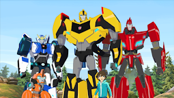 Transformers:Robots in Disguise
