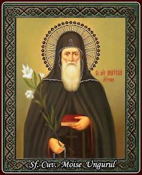 Sfântul Moise Ungurul