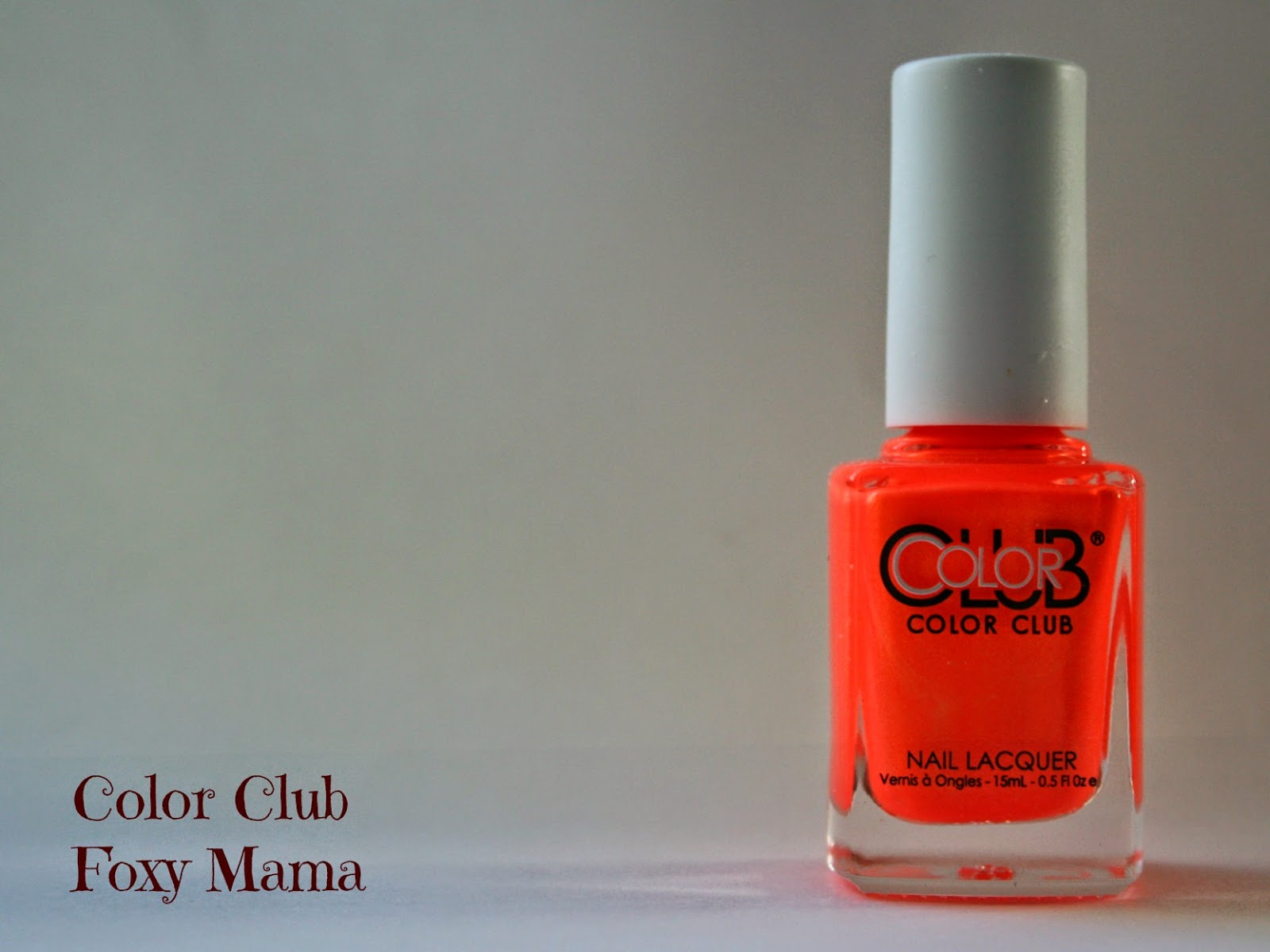 Color Club Foxy Mama