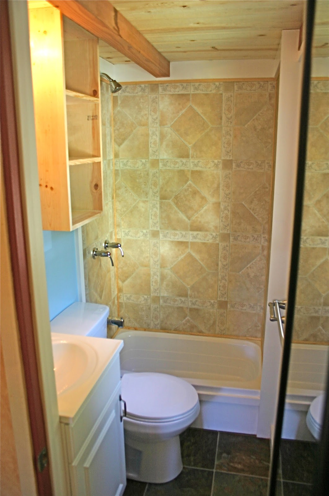 Combathroom Baths And Showers : Shower Tub Combo Pictures #6