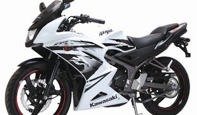 Service Motorcycle  new pricing kawasaki ninja 150 RR facelift 2012