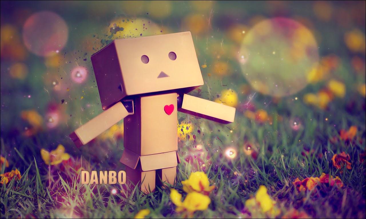 Wallpaper Danbo Cute