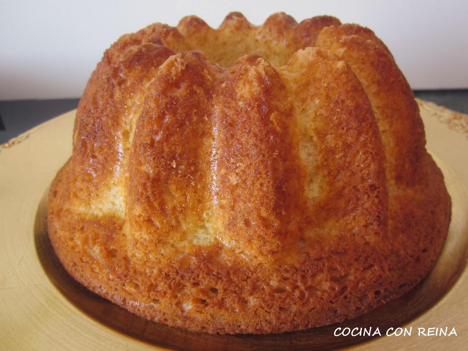 Bizcocho tierno de an s cocina con reina for Cocina con sergio bizcocho