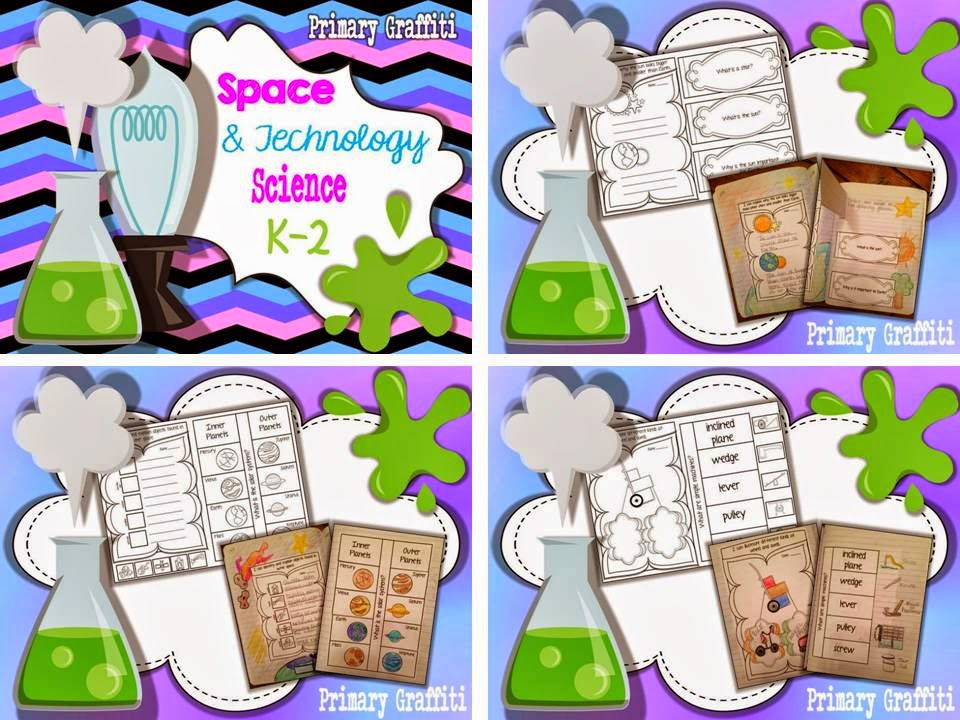 http://www.teacherspayteachers.com/Product/Space-and-Technology-Interactive-Journal-K-2-1167694