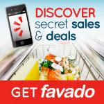 Favado Shopping App