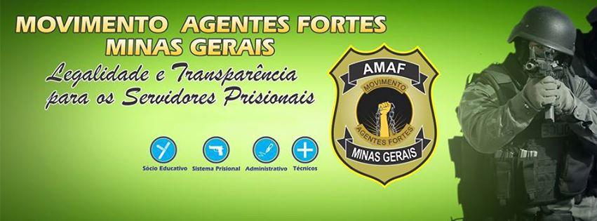 AMAFMG Agentes Fortes