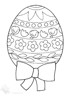 Easter  Coloring Pages on Beauty Nails  Easter Eggs Coloring Pages 2011