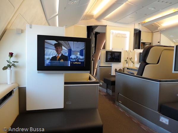frequent flyer guy miles points tips and advice to help flying lufthansa a380 first class. Black Bedroom Furniture Sets. Home Design Ideas