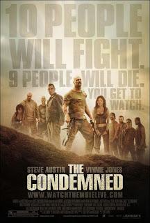 Ver online:Los Condenados (La isla de los condenados / The Condemned) 2007