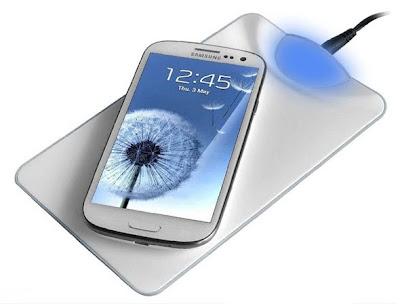 Wireless Charging - Samsung Galaxy S4