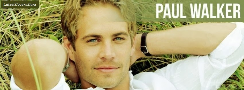 RIP Paul Walker Facebook Cover